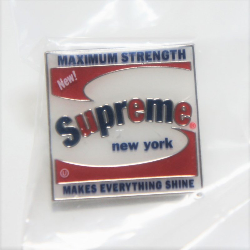 Supreme Shine Pin<img class='new_mark_img2' src='https://img.shop-pro.jp/img/new/icons15.gif' style='border:none;display:inline;margin:0px;padding:0px;width:auto;' />