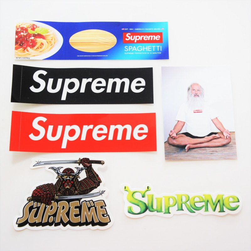 Supreme Sticker Set 2021FW Week1<img class='new_mark_img2' src='https://img.shop-pro.jp/img/new/icons15.gif' style='border:none;display:inline;margin:0px;padding:0px;width:auto;' />
