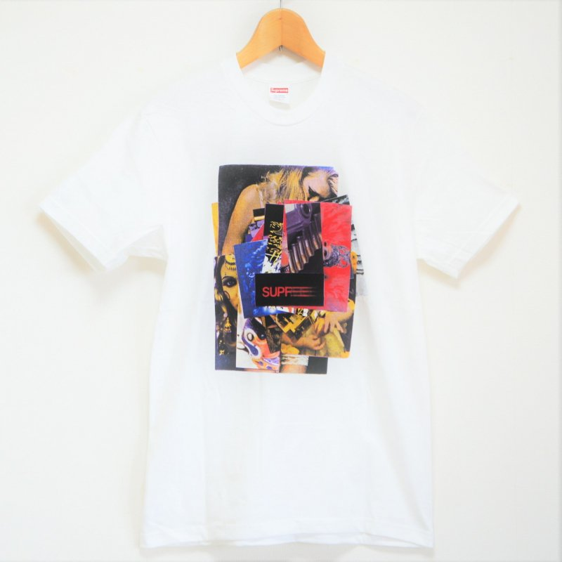 Supreme Stack Tee<img class='new_mark_img2' src='https://img.shop-pro.jp/img/new/icons15.gif' style='border:none;display:inline;margin:0px;padding:0px;width:auto;' />