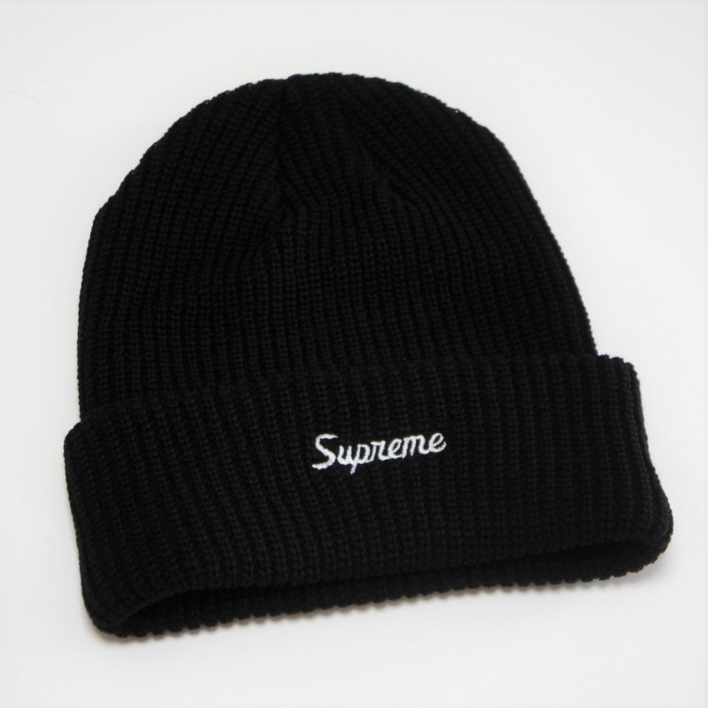 Supreme Loose Gauge Beanie<img class='new_mark_img2' src='https://img.shop-pro.jp/img/new/icons15.gif' style='border:none;display:inline;margin:0px;padding:0px;width:auto;' />