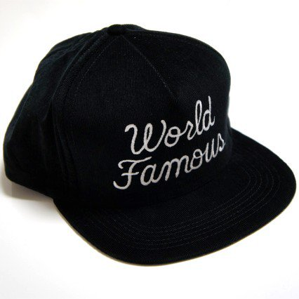 Supreme World Famous Cord Cap<img class='new_mark_img2' src='https://img.shop-pro.jp/img/new/icons47.gif' style='border:none;display:inline;margin:0px;padding:0px;width:auto;' />