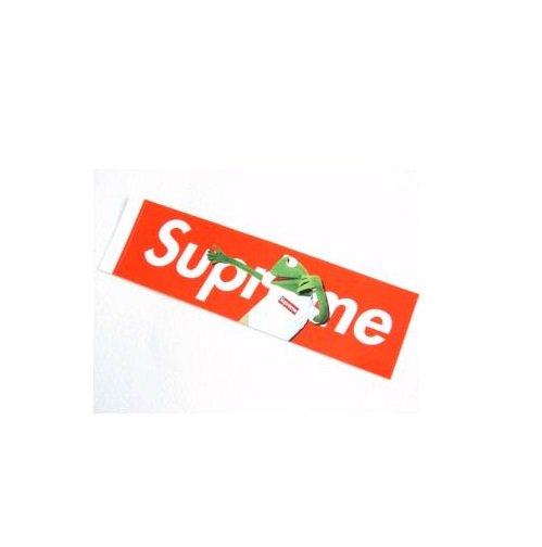 <img class='new_mark_img1' src='https://img.shop-pro.jp/img/new/icons47.gif' style='border:none;display:inline;margin:0px;padding:0px;width:auto;' />Supreme Kermit Sticker