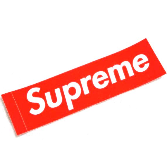 Supreme ボックスロゴステッカー<img class='new_mark_img2' src='//img.shop-pro.jp/img/new/icons15.gif' style='border:none;display:inline;margin:0px;padding:0px;width:auto;' />