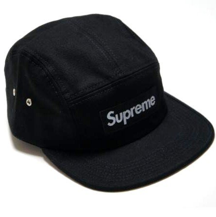 Supreme Box Logo Canvas Camp Cap<img class='new_mark_img2' src='//img.shop-pro.jp/img/new/icons47.gif' style='border:none;display:inline;margin:0px;padding:0px;width:auto;' />