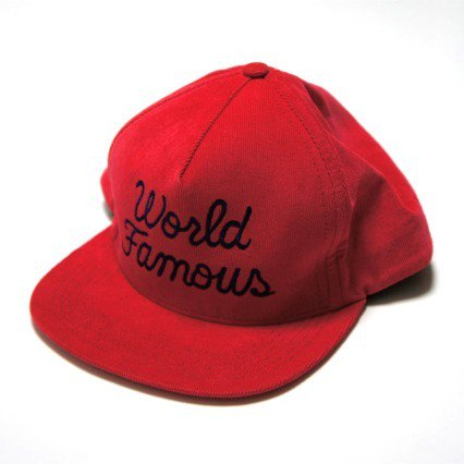 Supreme World Famous Cord Cap<img class='new_mark_img2' src='//img.shop-pro.jp/img/new/icons47.gif' style='border:none;display:inline;margin:0px;padding:0px;width:auto;' />