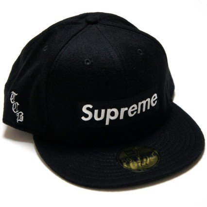 Supreme LORA PIANA WOOL Box Logo New Era Cap<img class='new_mark_img2' src='//img.shop-pro.jp/img/new/icons47.gif' style='border:none;display:inline;margin:0px;padding:0px;width:auto;' />