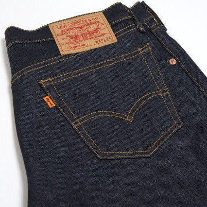 Supreme Levi's 505 Zip-Fly Jean<img class='new_mark_img2' src='//img.shop-pro.jp/img/new/icons16.gif' style='border:none;display:inline;margin:0px;padding:0px;width:auto;' />