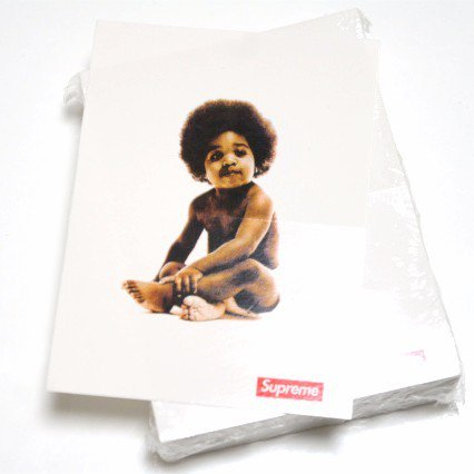 Supreme Ready To Die Sticker ステッカー<img class='new_mark_img2' src='https://img.shop-pro.jp/img/new/icons47.gif' style='border:none;display:inline;margin:0px;padding:0px;width:auto;' />