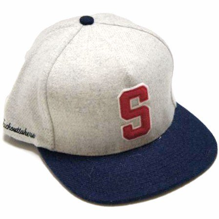 Supreme S Logo Felt Cap<img class='new_mark_img2' src='//img.shop-pro.jp/img/new/icons47.gif' style='border:none;display:inline;margin:0px;padding:0px;width:auto;' />