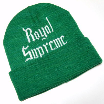 Supreme Royal Supreme Beanie<img class='new_mark_img2' src='//img.shop-pro.jp/img/new/icons47.gif' style='border:none;display:inline;margin:0px;padding:0px;width:auto;' />