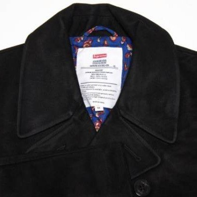 Supreme Peacoat<img class='new_mark_img2' src='https://img.shop-pro.jp/img/new/icons47.gif' style='border:none;display:inline;margin:0px;padding:0px;width:auto;' />