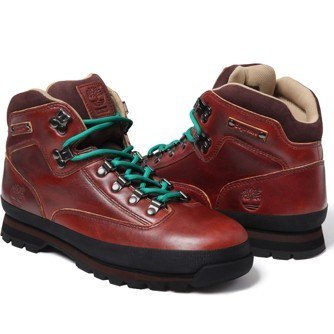 Timberland/Supreme - Euro Hiker<img class='new_mark_img2' src='https://img.shop-pro.jp/img/new/icons47.gif' style='border:none;display:inline;margin:0px;padding:0px;width:auto;' />