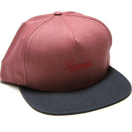 Supreme Distressed 5 Panel Cap<img class='new_mark_img2' src='//img.shop-pro.jp/img/new/icons47.gif' style='border:none;display:inline;margin:0px;padding:0px;width:auto;' />