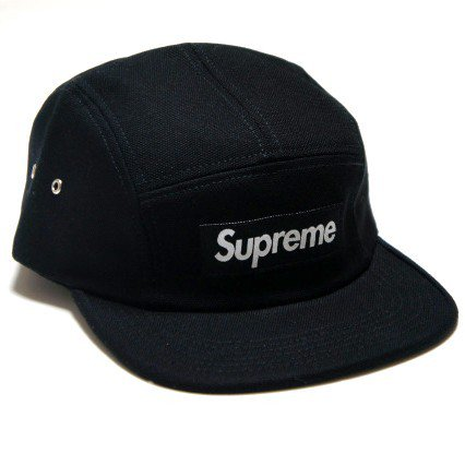 Supreme Box Logo Canvas Camp Cap<img class='new_mark_img2' src='https://img.shop-pro.jp/img/new/icons47.gif' style='border:none;display:inline;margin:0px;padding:0px;width:auto;' />
