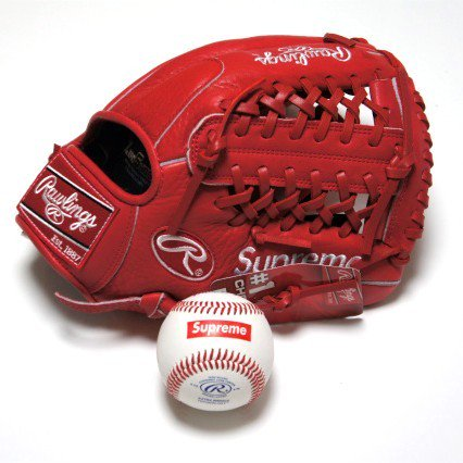 Supreme Rawlings Glove<img class='new_mark_img2' src='https://img.shop-pro.jp/img/new/icons47.gif' style='border:none;display:inline;margin:0px;padding:0px;width:auto;' />