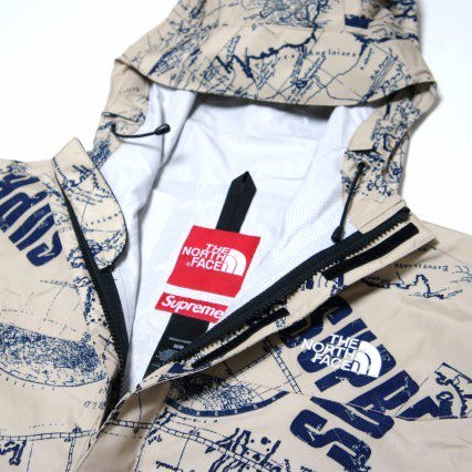 Supreme x The North Face - Venture Jacket Tan<img class='new_mark_img2' src='https://img.shop-pro.jp/img/new/icons47.gif' style='border:none;display:inline;margin:0px;padding:0px;width:auto;' />