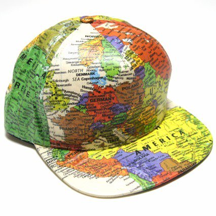Supreme World Map 5 Panel Cap<img class='new_mark_img2' src='https://img.shop-pro.jp/img/new/icons47.gif' style='border:none;display:inline;margin:0px;padding:0px;width:auto;' />