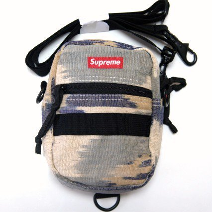 Supreme Ikat Camera Bag<img class='new_mark_img2' src='//img.shop-pro.jp/img/new/icons47.gif' style='border:none;display:inline;margin:0px;padding:0px;width:auto;' />