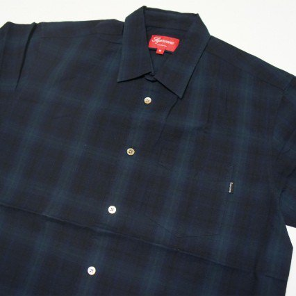 Supreme Shadow Plaid Shirt<img class='new_mark_img2' src='//img.shop-pro.jp/img/new/icons47.gif' style='border:none;display:inline;margin:0px;padding:0px;width:auto;' />
