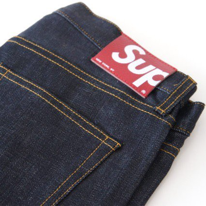 Supreme Rigid Slim Jean 12AW<img class='new_mark_img2' src='//img.shop-pro.jp/img/new/icons47.gif' style='border:none;display:inline;margin:0px;padding:0px;width:auto;' />