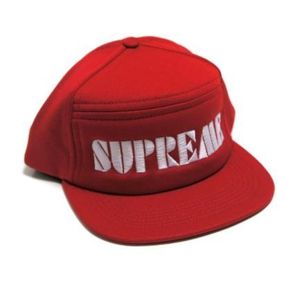 Supreme Sport Stencil 6-Panel Cap<img class='new_mark_img2' src='//img.shop-pro.jp/img/new/icons15.gif' style='border:none;display:inline;margin:0px;padding:0px;width:auto;' />