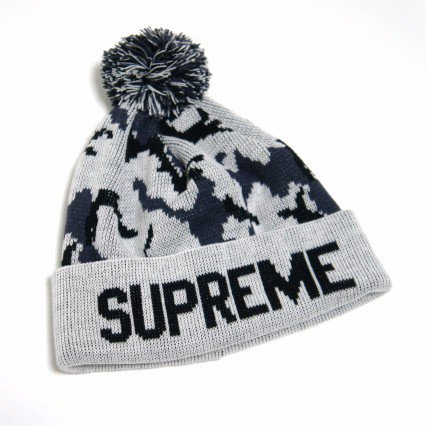 Supreme Camo Supreme Logo Beanie<img class='new_mark_img2' src='//img.shop-pro.jp/img/new/icons47.gif' style='border:none;display:inline;margin:0px;padding:0px;width:auto;' />