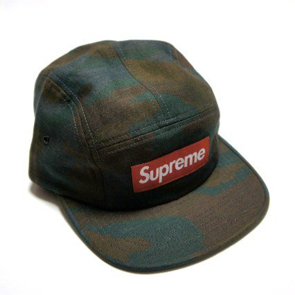 Supreme Painted Camo Camp Cap<img class='new_mark_img2' src='//img.shop-pro.jp/img/new/icons15.gif' style='border:none;display:inline;margin:0px;padding:0px;width:auto;' />
