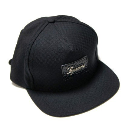 Supreme Croc Patch 5 Panel Cap<img class='new_mark_img2' src='//img.shop-pro.jp/img/new/icons47.gif' style='border:none;display:inline;margin:0px;padding:0px;width:auto;' />