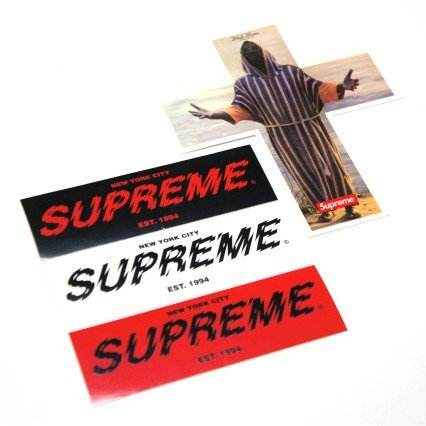Supreme Black Moses & 77 Sticker<img class='new_mark_img2' src='//img.shop-pro.jp/img/new/icons47.gif' style='border:none;display:inline;margin:0px;padding:0px;width:auto;' />