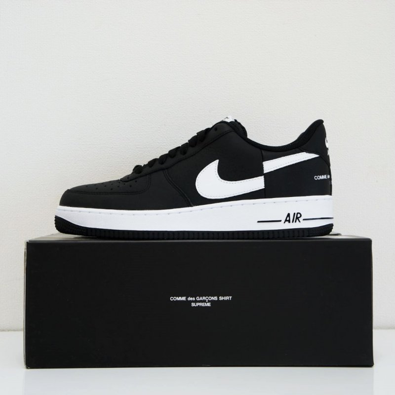 Supreme COMME des GARCONS SHIRT NIKE AIR FORCE 1 LOW<img class='new_mark_img2' src='https://img.shop-pro.jp/img/new/icons47.gif' style='border:none;display:inline;margin:0px;padding:0px;width:auto;' />