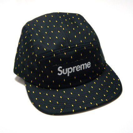 Supreme Box Logo Diamond Camp Cap<img class='new_mark_img2' src='//img.shop-pro.jp/img/new/icons47.gif' style='border:none;display:inline;margin:0px;padding:0px;width:auto;' />