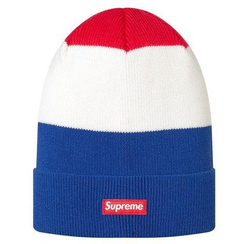 Supreme Big Striped Beanie<img class='new_mark_img2' src='//img.shop-pro.jp/img/new/icons47.gif' style='border:none;display:inline;margin:0px;padding:0px;width:auto;' />