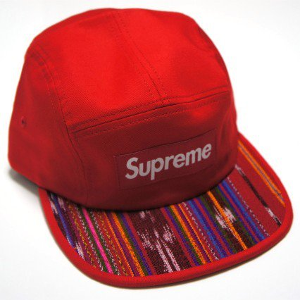 Supreme Box Logo Guatemala Camp Cap<img class='new_mark_img2' src='https://img.shop-pro.jp/img/new/icons47.gif' style='border:none;display:inline;margin:0px;padding:0px;width:auto;' />