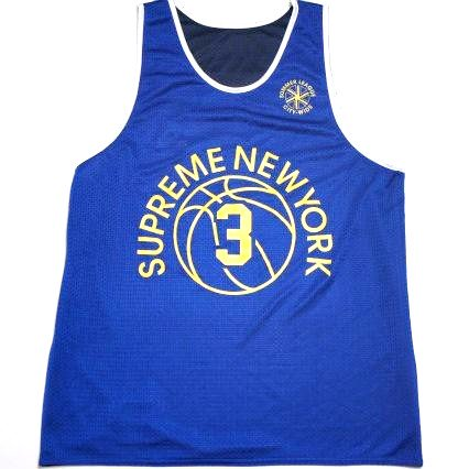 Supreme Basket Jersey Tanktop<img class='new_mark_img2' src='//img.shop-pro.jp/img/new/icons47.gif' style='border:none;display:inline;margin:0px;padding:0px;width:auto;' />