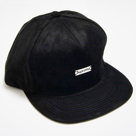 Supreme Stencil Metal Plate Suede 5-Panel<img class='new_mark_img2' src='//img.shop-pro.jp/img/new/icons47.gif' style='border:none;display:inline;margin:0px;padding:0px;width:auto;' />