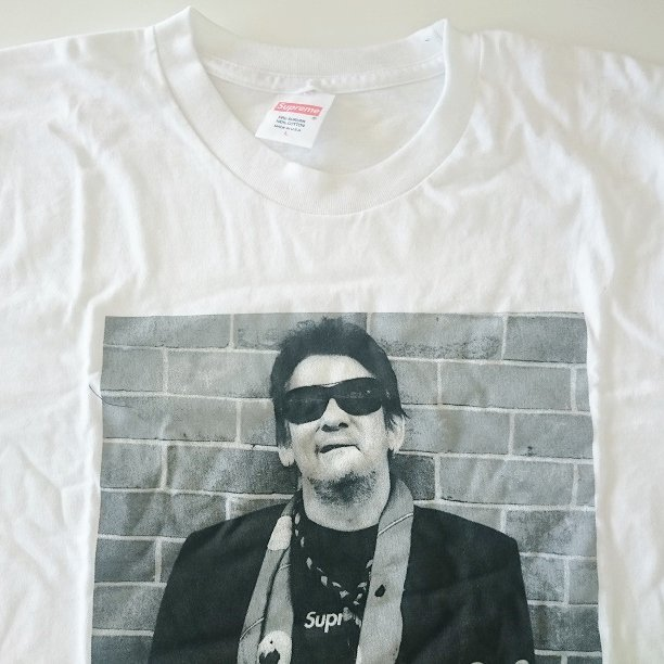 Supreme Shane Macgowan Tee<img class='new_mark_img2' src='//img.shop-pro.jp/img/new/icons47.gif' style='border:none;display:inline;margin:0px;padding:0px;width:auto;' />