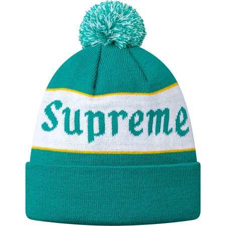 Supreme Menthol Beanie<img class='new_mark_img2' src='https://img.shop-pro.jp/img/new/icons47.gif' style='border:none;display:inline;margin:0px;padding:0px;width:auto;' />