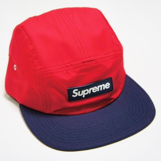 Supreme Box Logo Tri Color Camp Cap<img class='new_mark_img2' src='https://img.shop-pro.jp/img/new/icons47.gif' style='border:none;display:inline;margin:0px;padding:0px;width:auto;' />