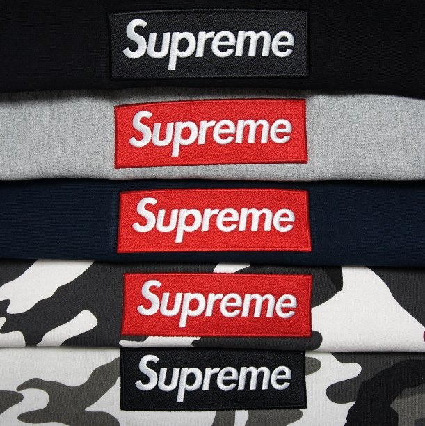 Supreme Box Logo Pullover<img class='new_mark_img2' src='https://img.shop-pro.jp/img/new/icons47.gif' style='border:none;display:inline;margin:0px;padding:0px;width:auto;' />