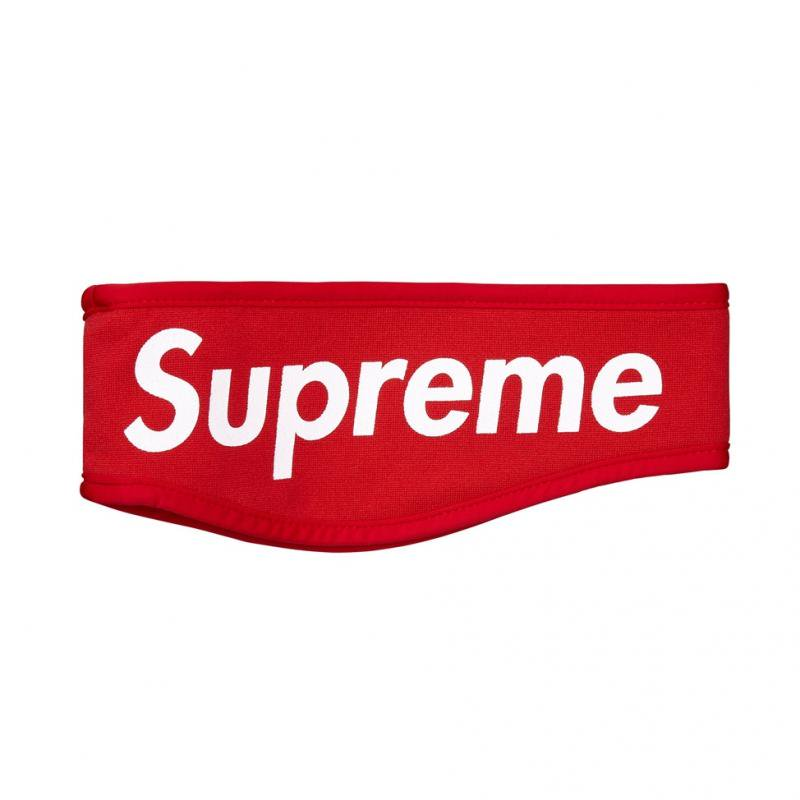 Supreme Fleece Headband<img class='new_mark_img2' src='//img.shop-pro.jp/img/new/icons47.gif' style='border:none;display:inline;margin:0px;padding:0px;width:auto;' />
