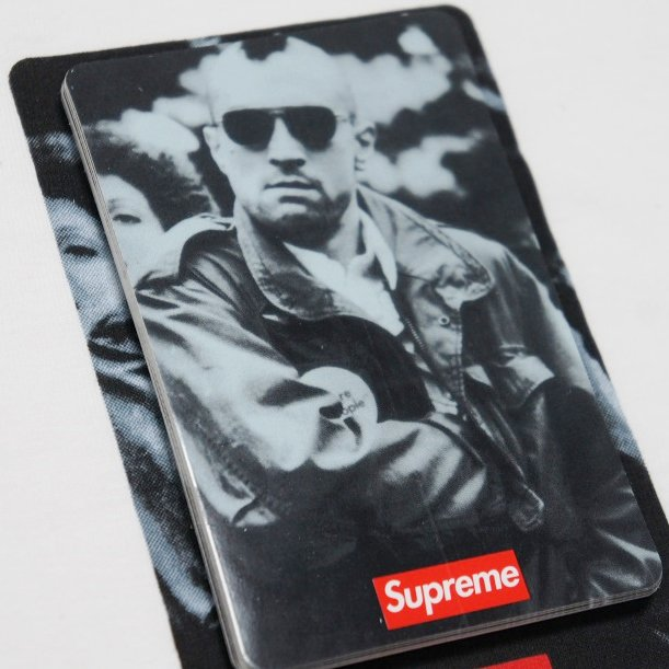 20th Anniversary Supreme Taxi Driver Sticker