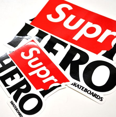Supreme Anti Hero Sticker <img class='new_mark_img2' src='https://img.shop-pro.jp/img/new/icons47.gif' style='border:none;display:inline;margin:0px;padding:0px;width:auto;' />
