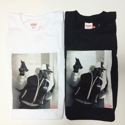 Supreme KRS-One Tee<img class='new_mark_img2' src='https://img.shop-pro.jp/img/new/icons47.gif' style='border:none;display:inline;margin:0px;padding:0px;width:auto;' />