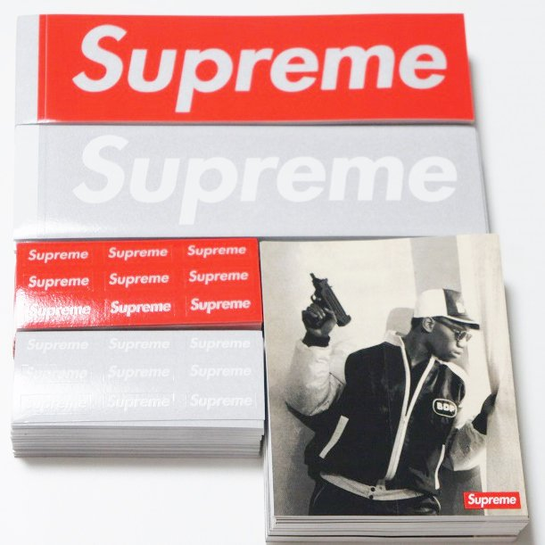 Supreme Sticker 2014AW