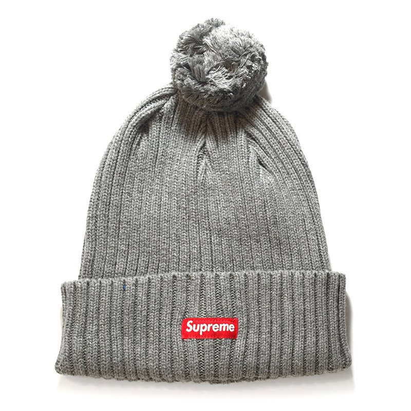 Supreme Box Logo Ribbed Beanie<img class='new_mark_img2' src='//img.shop-pro.jp/img/new/icons47.gif' style='border:none;display:inline;margin:0px;padding:0px;width:auto;' />