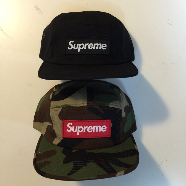 Supreme Box Logo Ripstop Camp Cap<img class='new_mark_img2' src='//img.shop-pro.jp/img/new/icons47.gif' style='border:none;display:inline;margin:0px;padding:0px;width:auto;' />
