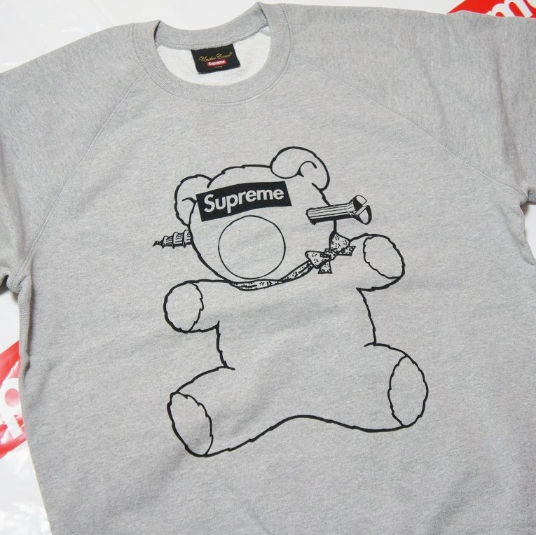 Supreme Undercover Crewneck<img class='new_mark_img2' src='//img.shop-pro.jp/img/new/icons47.gif' style='border:none;display:inline;margin:0px;padding:0px;width:auto;' />