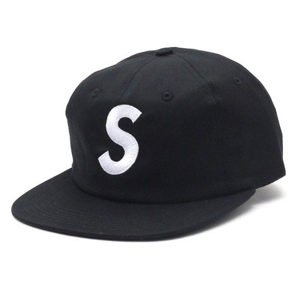 Supreme S Logo 6-Panel Cap<img class='new_mark_img2' src='//img.shop-pro.jp/img/new/icons47.gif' style='border:none;display:inline;margin:0px;padding:0px;width:auto;' />