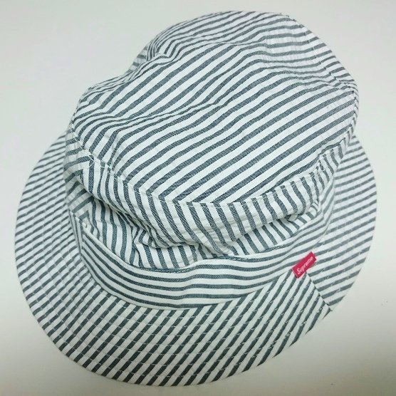 Supreme BROOKS BROTHERS CRUSHER HAT<img class='new_mark_img2' src='https://img.shop-pro.jp/img/new/icons47.gif' style='border:none;display:inline;margin:0px;padding:0px;width:auto;' />