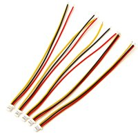 SH 1.0mm (3P) Cable (10CM / 5PCS) [03-897]